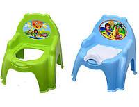 Горшок детский кресло, фото 1