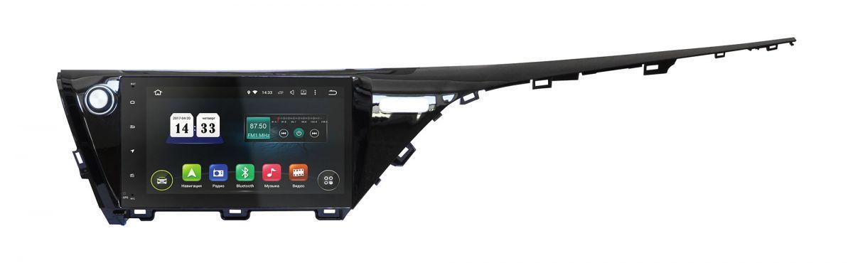 Toyota Camry 70 Incar Android 8 штатная магнитола на тойота на тойоту камри 70