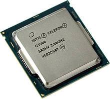 Процессор Intel Celeron G3900 2.8GHz/8GT/s/2MB (BX80662G3900) s1151 BOX БУ
