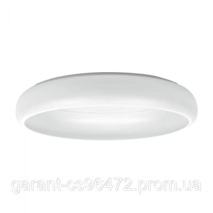 Декоративний корпус на светильник Maxus, металл, белый (1-FHA-01-WH)