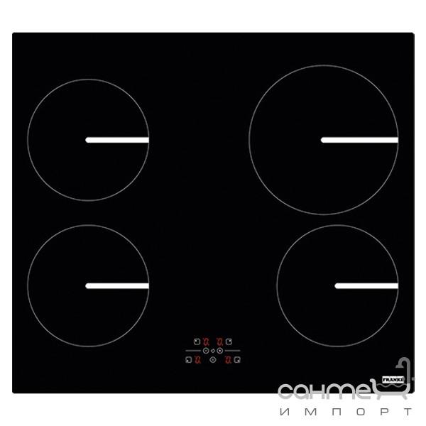 Варочные поверхности Franke Индукционная варочная поверхность Franke FHSM 604 4I 108.0492.680 черное стекло