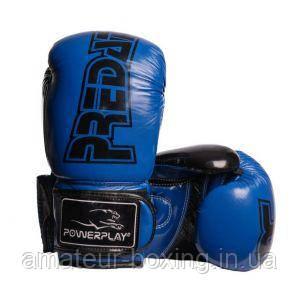 Перчатки боксерские PowerPlay 3017 10 унций