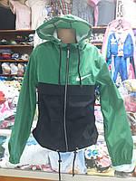 Куртка Ветровка для мальчика подростковая р.134-164