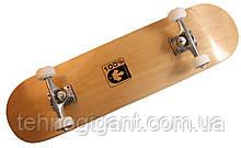 """Скейт дерев'яний, Скейтборд """" Canada 100 % натуральний канадський клен, дека 71х20 см, супер якість"""