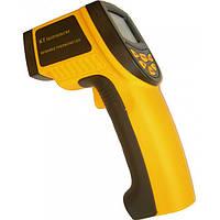 Лазерный ИК цифровой термометр, пирометр, -50+550C