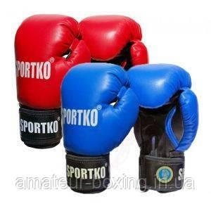 Перчатки боксерские Sportko 16 унций