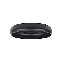 Декоративний корпус на світильник Maxus, метал, чорний (1-FHA-01-BK)