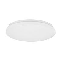 Світильник стельовий Maxus 24W яскраве світло, круглий білий (1-FCL-002-C)
