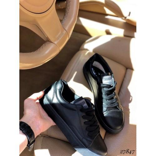 Кеды Fashion черные