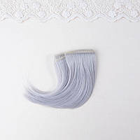 Волосы для Кукол Трессы Боб ПЕПЕЛ 10 см
