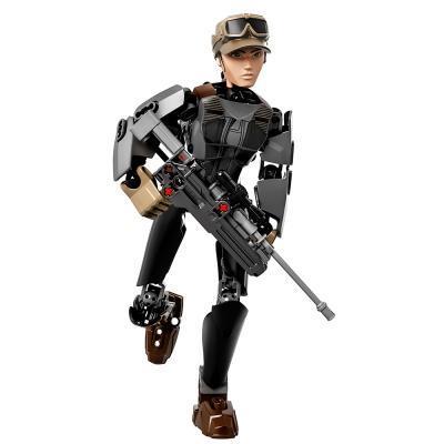 Конструктор LEGO Star Wars Сержант Джин Эрсо 104 детали (75119)