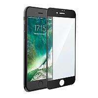 Защитное стекло для iPhone 7 Plus/8 Plus и защитная плёнка на заднюю часть XO Series-8 FD1 Черное