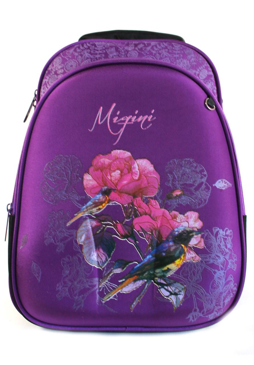 """Детский школьный рюкзак """"Miqini Birds YR 6667"""""""