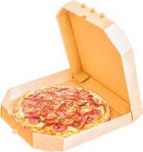 Коробка для пицы