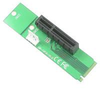 Переходник M2 to PCI-e 4x Slot Riser M.2 SSD Port to PCI, фото 1