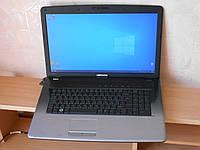 "Ноутбук Medion Akoya E7222 - 17,3"" - 4 Ядра - Ram 4Gb - HDD 500Gb - Идеал !"