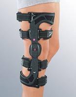 Ортез для коленного сустава жесткий регулируемый M.4 X-lock с возможностью быстрой блокировки в положении разгибания