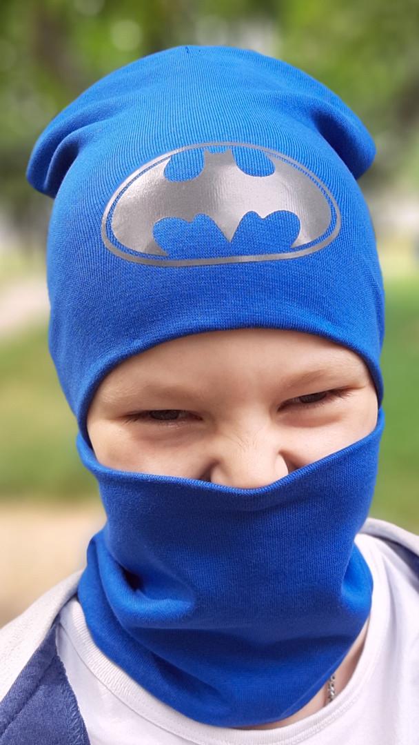 Шапочки детские. Комплект детский хомут шапка