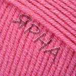 Пряжа Джинс РАМ (42-розовый),(Хлопок(55%),Полиамид(45%)),YarnArt (РАМ)(Туреччина),50(гр),170(м)