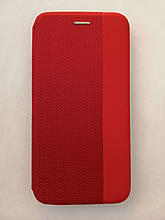 Чохол-книжка Huawei P40 Lite Strip color Red