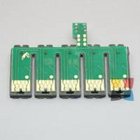 Комплектующие СНПЧ и КПК ColorWay CHE1100C