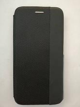 Чехол-книжка Huawei P40 Lite Strip color Black