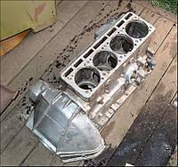 Блок цилиндров 402 двигатель ГАЗ 2410 Волга 2410 31029 3110 31105