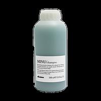 MINU шампунь для защиты цвета окрашенного волоса, 1000 мл