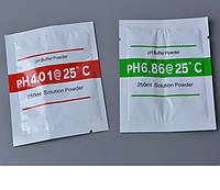 Калибровочные растворы для  PH метра  РН 7,00 и 4,01