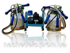 Доильный аппарат Буренка 2 (стакан пластик)