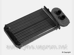 Радиатор отопителя (печки) на Vw Passat B3,Golf III, Skoda Octavia (1U2) (пр-во Febi 11089)