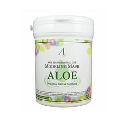 ANSKIN Альгинатная маска Modeling Mask Aloe 240g / 700ml