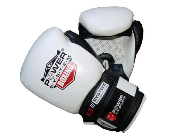 Перчатки боксерские PowerSystem 12oz