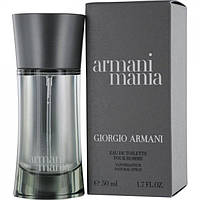 Giorgio Armani Armani Mania  - чоловіча туалетна вода (Мужская туалетная вода  Армани Мания)