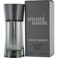 Giorgio Armani Armani Mania  - чоловіча туалетна вода (Мужская туалетная вода  Армани Мания) (Реплика)