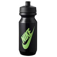 Бутылка для воды с логотипом Nike Graphic черная