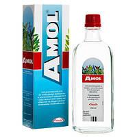 Amol 250 ml оригинал Takeda Pharma, амоль бальзам, антисептическое средство,  для улучшения пищеварения 250 мл