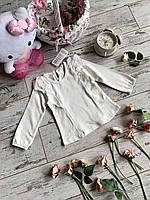 Кофта для дівчат, розмір 80-104 розмір (1-4 років) на опт белый