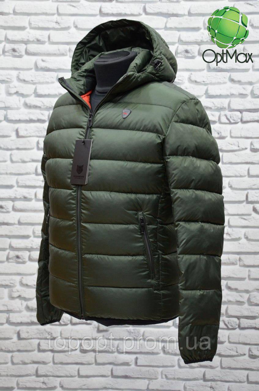 Зимняя мужская куртка SnowBears SB-20165/1 - фото 3