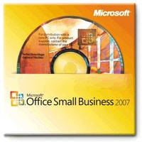 Microsoft Office SB 2007 Russian V2 MLK, 9QA-01535, OEM