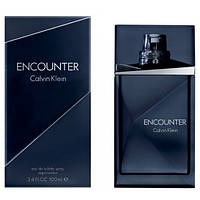 Calvin Klein Encounter 100 мл туалетна вода для чоловіків (мужская туалетная вода) (Реплика)