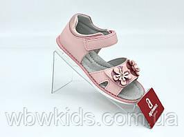 Босоніжки Apawwa  H-164 рожеві для дівчинки