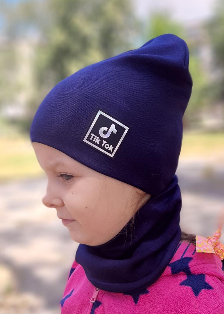 Детские шапки.Шапочка для девочки
