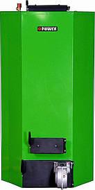 Универсальный твердотопливный котел Q-POWER QB 7-10 (до 100м2)