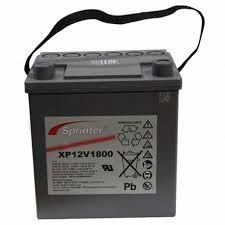 Аккумуляторы Sprinter XP 12V1800