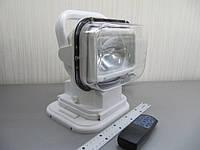 Фара искатель CH-001HID55W ,ксенон  55Вт, радиоуправляемая на магните в белом корпусе