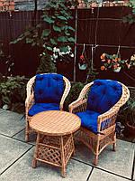 Мебель для кафе баров ресторанов из дерева | набор плетеный для дачи | плетеные столики и кресла из лозы