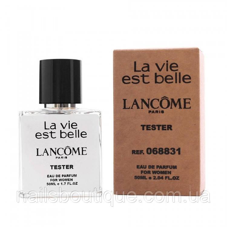 Тестер Lancome La Vie Est Belle 50 ml (ОАЭ)