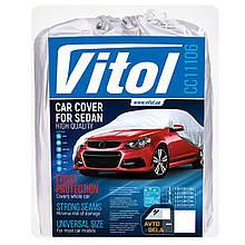 Тент для авто Vitol CC11106 XL