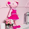 Мышка Ангелина Балерина мягкая игрушка, фото 6